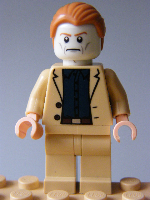 LEGO Super Heroes - Aldrich Killian