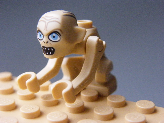 LEGO Hobbit and Lord of the Rings 005 - Gollum