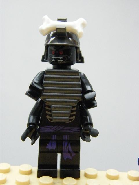 Postavy lego ninjago lord garmadon 4 arms ledily - Ninjago les 4 armes d or ...
