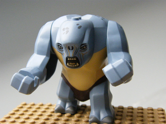 LEGO Hobbit and Lord of the Rings - Cave Troll