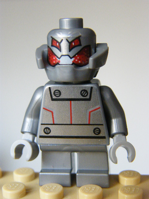 LEGO SUPER HEROES sh253- Ultron - Short Legs