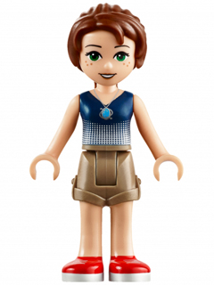LEGO elf012 - Emily Jones
