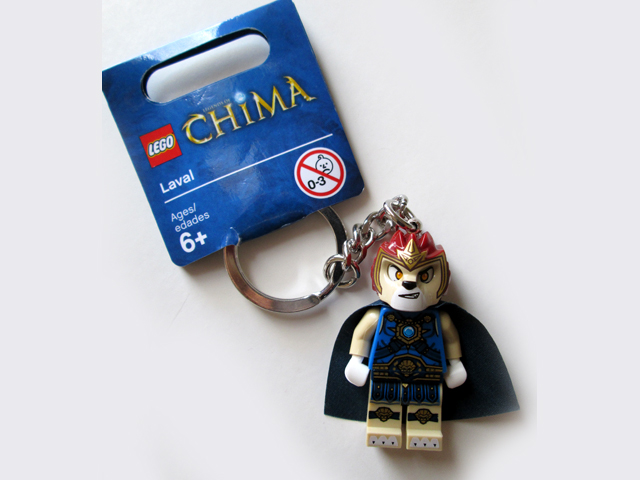 LEGO 850608 - Legends of Chima Laval 2013 Key Chain