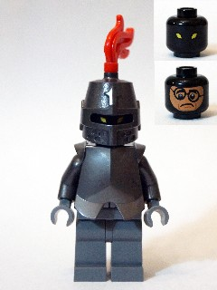 LEGO scd006 - Black Knight / Mr. Wickles