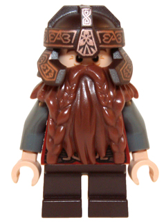 LEGO dim007 Gimli - Dimensions Fun Pack
