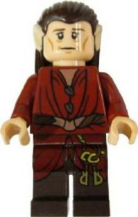 LEGO lor054 - Mirkwood Elf Chief