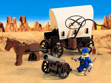 LEGO 6716-1 - Covered Wagon