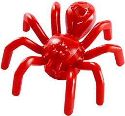 LEGO 29111 - Red Spider with Elongated Abdomen