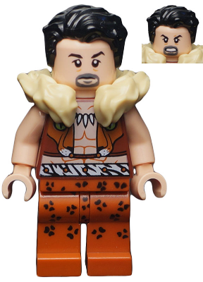 LEGO sh270 - Kraven The Hunter (76057)