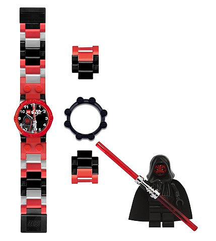 LEGO 9002953 Watch Set, SW Darth Maul