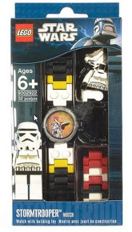 LEGO 9002922 Watch Set, SW Stormtrooper (2012)