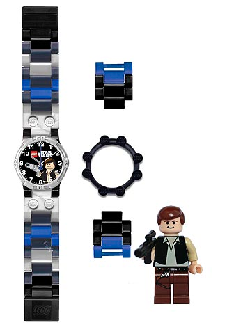 LEGO 2907STWHS Watch Set, SW Han Solo