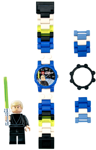 LEGO 2907STWLS Watch Set, SW Luke Skywalker