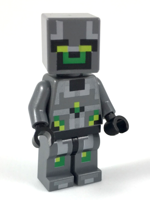 LEGO min064 Skull Arena Player 1 (21145)