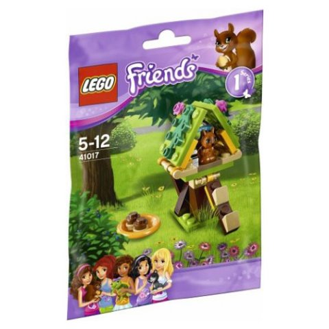 LEGO 41017-1 Squirrel's Tree House