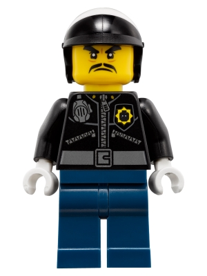 LEGO njo357 Officer Toque