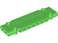 LEGO 15458 - Bright Green Technic, Panel Plate 3 x 11 x 1