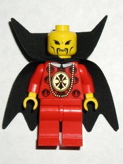 LEGO adv048 Emperor Chang Wu with Cape