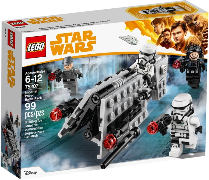 LEGO 75207-1 Imperial Patrol Battle Pack