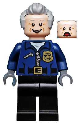 LEGO sh286 Captain Stacy