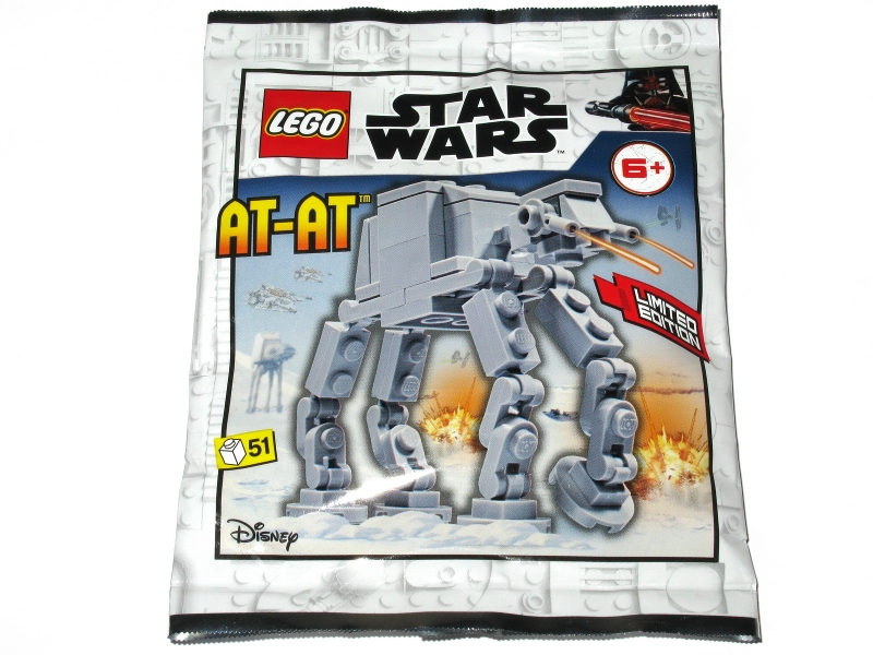 LEGO 912061-1 AT-AT - Mini foil pack