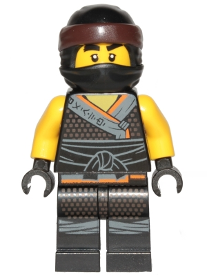 LEGO njo455 Cole - Sons of Garmadon