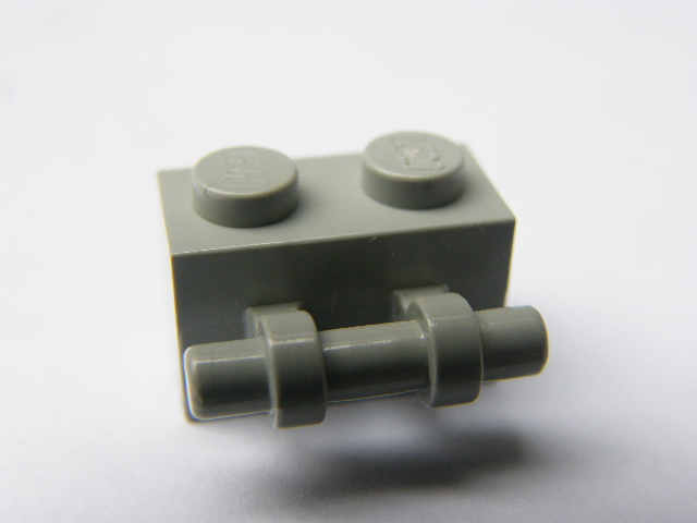 LEGO  30236 - Brick, Modified 1 x 2 with Handle