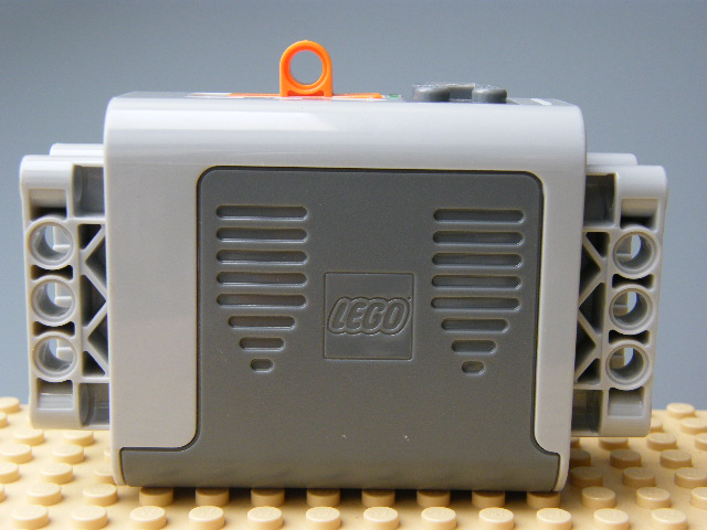 LEGO Electric 9V Battery Box 4 x 11 x 7
