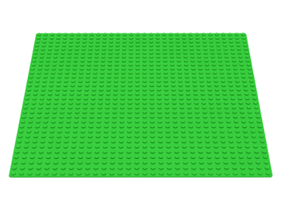 LEGO 3811 - Bright Green Baseplate 32 x 32