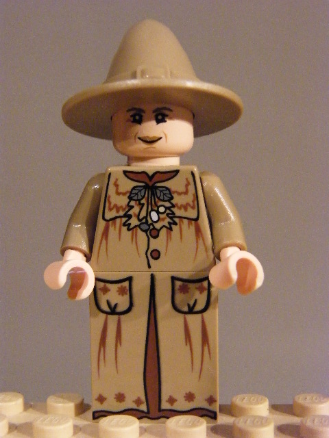LEGO HARRY POTTER Professor Sprout