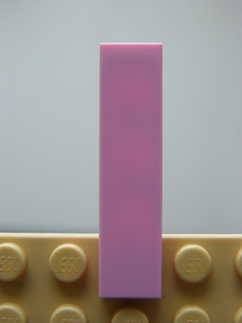 LEGO 2431 -  Bright Pink Tile 1 x 4