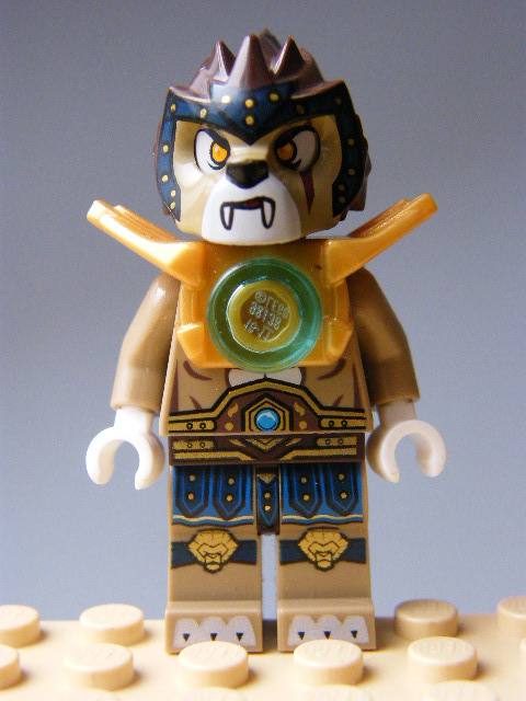 LEGO Legends of Chima -Longtooth (Shoulder Armor)