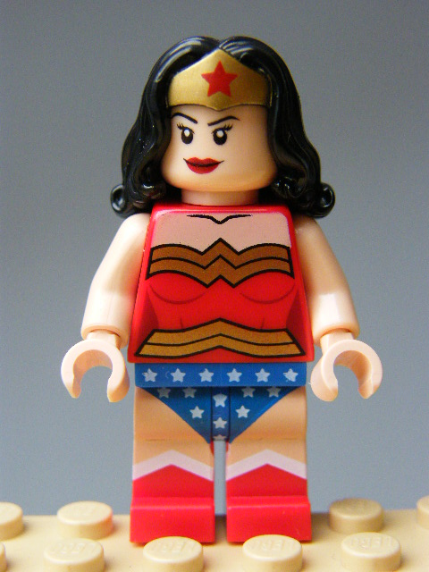 LEGO Super Heroes - Wonder Woman