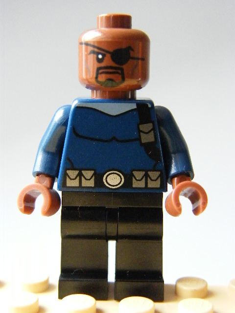 LEGO Super Heroes 056 - Nick Fury