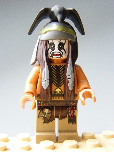 LEGO tlr002 - Tonto