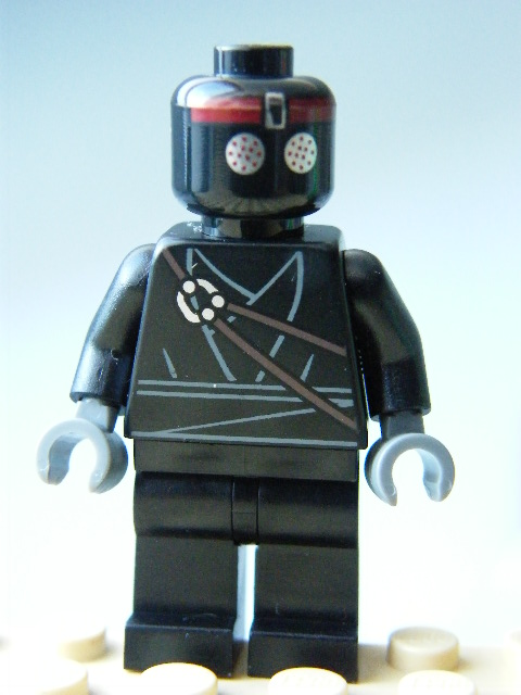 LEGO 011 - Foot Soldier