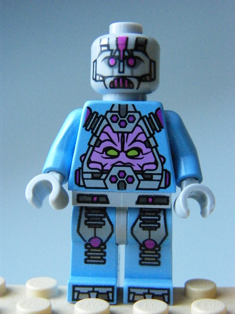 LEGO 022 - The Kraang