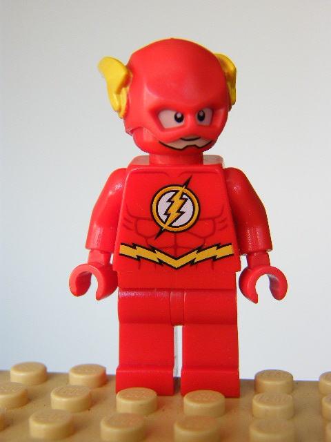 LEGO Super Heroes 087 - The Flash