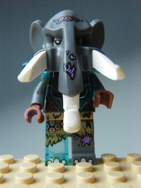 LEGO Legends of Chima  - Maula