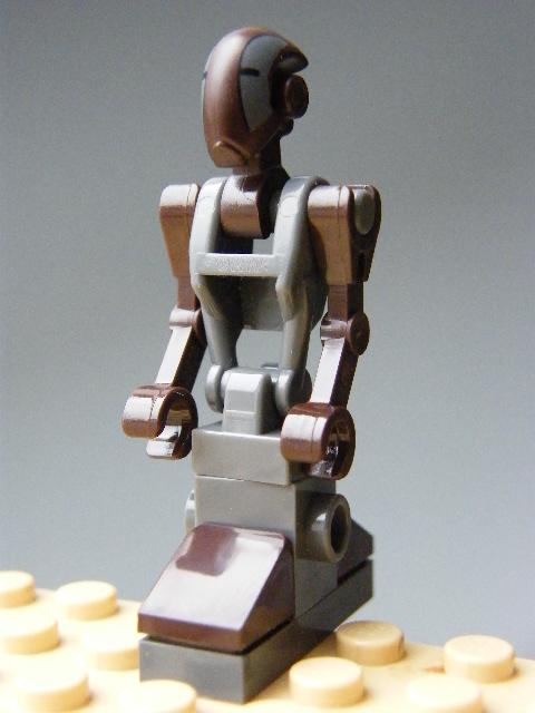 LEGO STAR WARS - FA-4 Pilot Droid