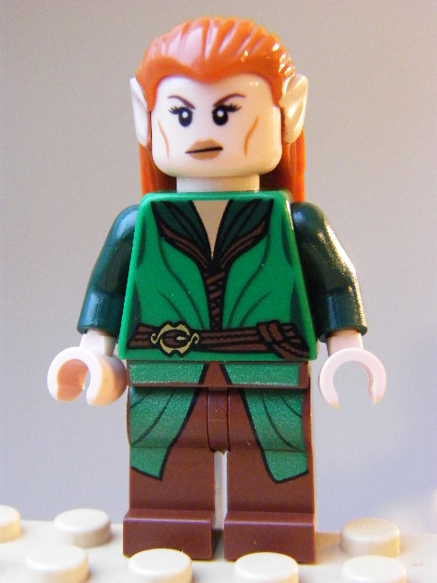 LEGO Hobbit and Lord of the Rings 098 - Tauriel (79016)