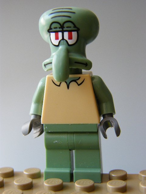LEGO SpongeBob SquarePants - Squidward