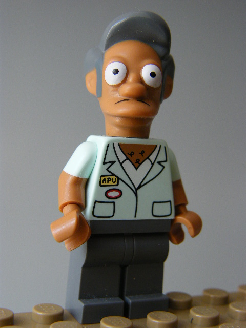 The Simpsons - Apu Nahasapeemapetilon