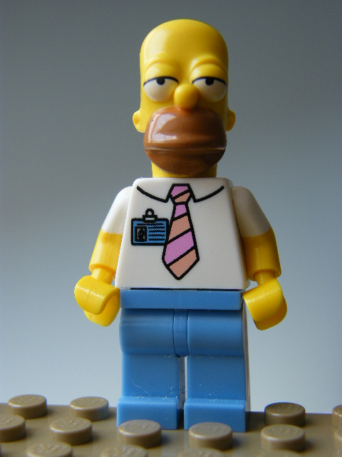 The Simpsons - Homer Simpson