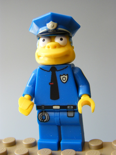 The Simpsons - Chief Wiggum