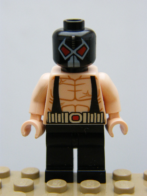 LEGO SUPER HEROES - Bane - Light Flesh Hands