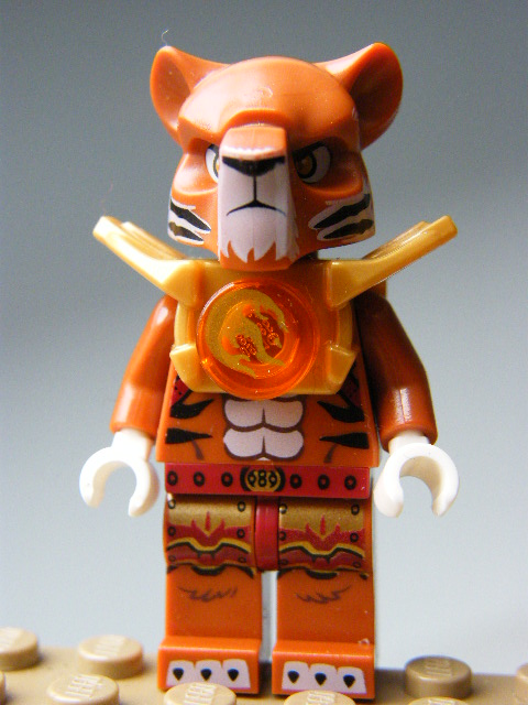 LEGO Legends of Chima - Trakkar - Armor