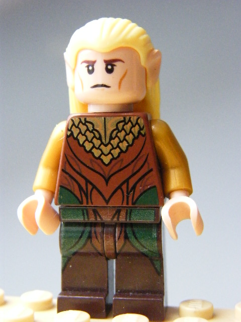 LEGO Hobbit and Lord of the Rings lor035 - Legolas Greenleaf