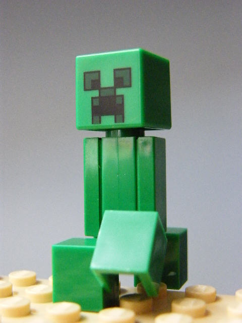 LEGO MINECRAFT 012 - Creeper