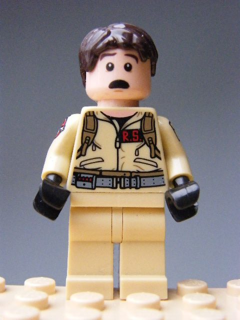 LEGO GHOSTBUSTERS- Dr. Raymond